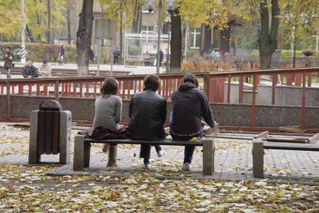 Осень в городе - фотозарисовка — фото 7