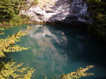 Абхазия. Голубое озеро и озеро Рица — фото 1