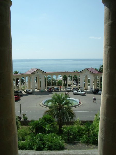 Абхазия - страна души (Первый впечатления) — фото 6