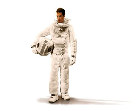 Сэм Рокуэлл на Луне. Луна 2112 — фото 1
