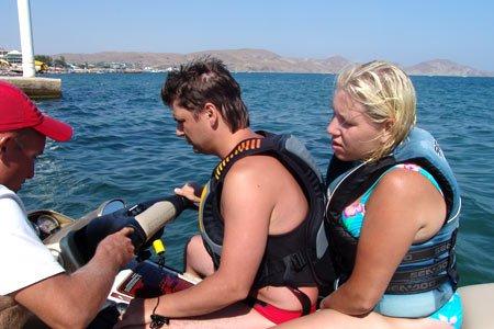 Бегущий по волнам или я, снова я, море и водный мотоцикл — фото 4