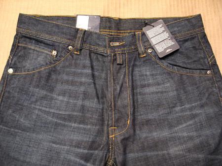 Индиго деним Гант. Рассматриваем джинсы Gant пристально — фото 4