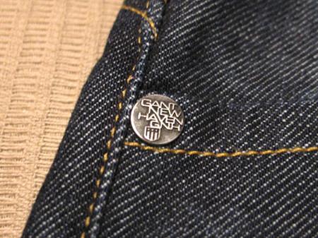 Индиго деним Гант. Рассматриваем джинсы Gant пристально — фото 9