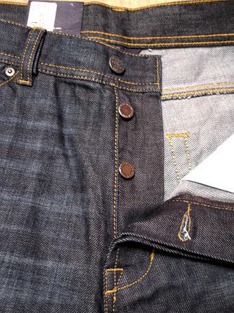 Индиго деним Гант. Рассматриваем джинсы Gant пристально — фото 6