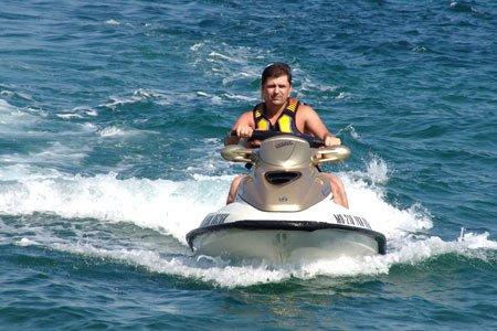Бегущий по волнам или я, снова я, море и водный мотоцикл — фото 1