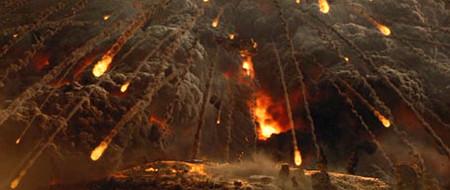 2012. Землятресение, извержение вулкана, всемирный потоп, три ноева ковчега и один Джон Кьюсак, спасающий семью и мимоходом мир — фото 13