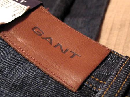 Индиго деним Гант. Рассматриваем джинсы Gant пристально — фото 1