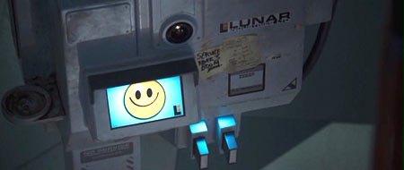 Сэм Рокуэлл на Луне. Луна 2112 — фото 2