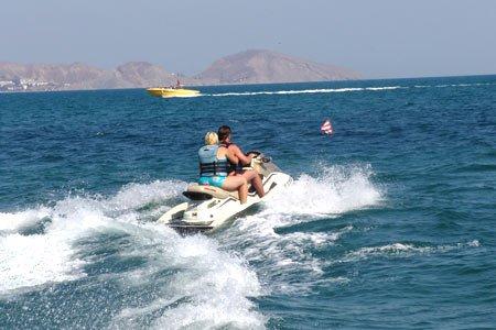 Бегущий по волнам или я, снова я, море и водный мотоцикл — фото 5