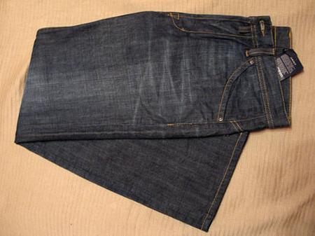 Индиго деним Гант. Рассматриваем джинсы Gant пристально — фото 2