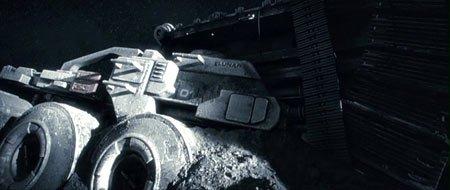 Сэм Рокуэлл на Луне. Луна 2112 — фото 3