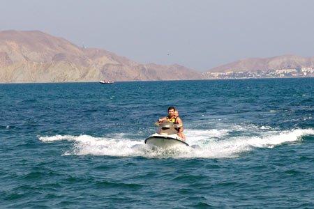 Бегущий по волнам или я, снова я, море и водный мотоцикл — фото 7