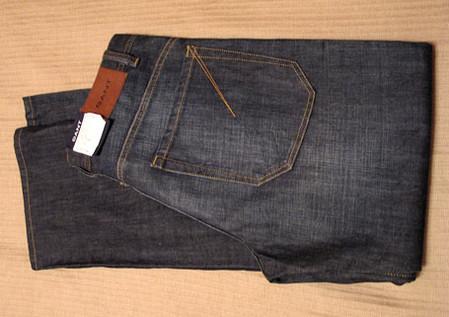 Индиго деним Гант. Рассматриваем джинсы Gant пристально — фото 3