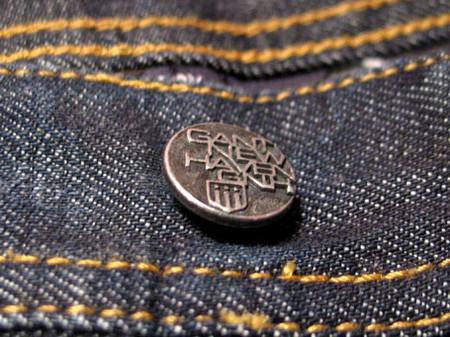 Индиго деним Гант. Рассматриваем джинсы Gant пристально — фото 8