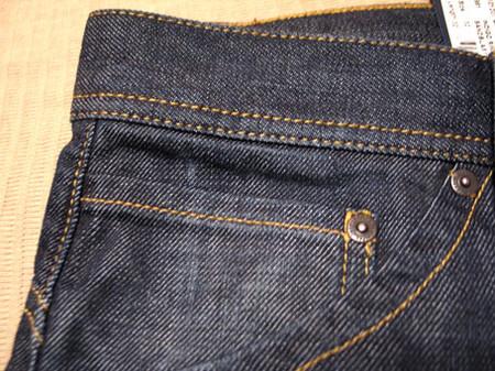 Индиго деним Гант. Рассматриваем джинсы Gant пристально — фото 10